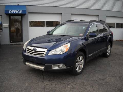 2010 Subaru Outback for sale at Best Wheels Imports in Johnston RI