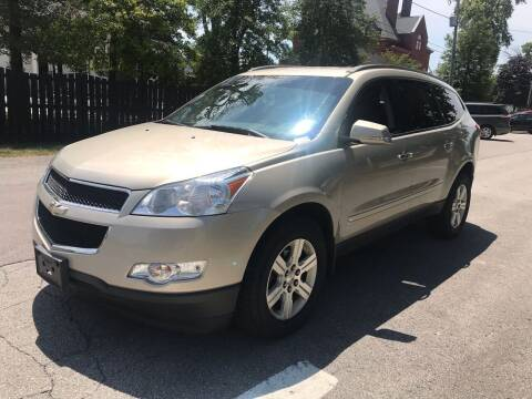 2011 Chevrolet Traverse for sale at Eddie's Auto Sales in Jeffersonville IN