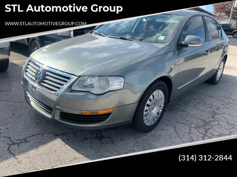 2006 Volkswagen Passat for sale at STL Automotive Group in O'Fallon MO
