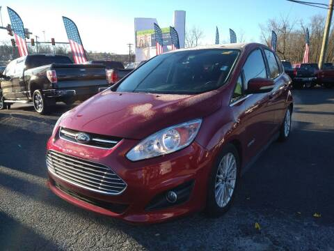2014 Ford C-MAX Hybrid for sale at P J McCafferty Inc in Langhorne PA