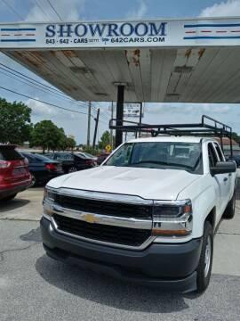 2016 Chevrolet Silverado 1500 for sale at Showroom Auto Sales of Charleston in Charleston SC