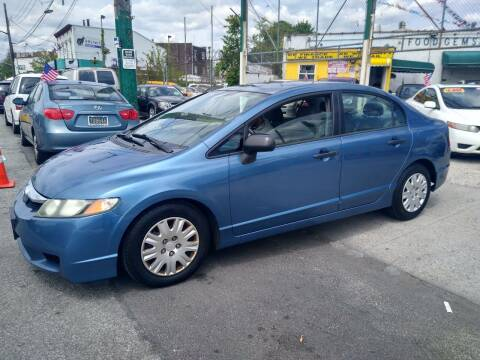 2009 Honda Civic for sale at Blackbull Auto Sales in Ozone Park NY