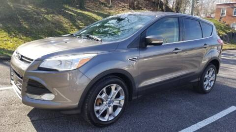 2013 Ford Escape for sale at Thompson Auto Sales Inc in Knoxville TN