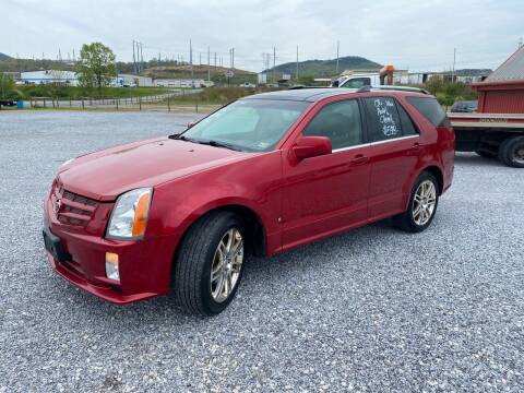 2008 Cadillac SRX for sale at Bailey's Auto Sales in Cloverdale VA
