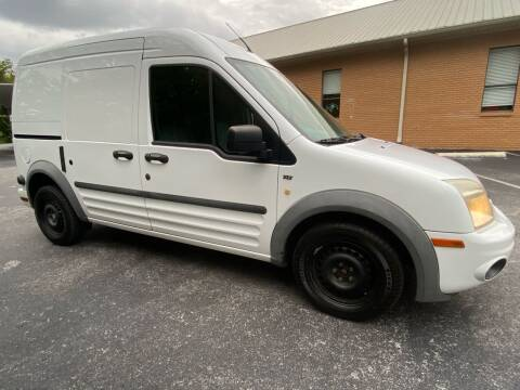 2012 Ford Transit Connect for sale at Wheel Tech Motor Vehicle Sales in Maylene AL