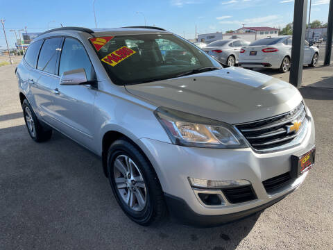 2015 Chevrolet Traverse for sale at Top Line Auto Sales in Idaho Falls ID
