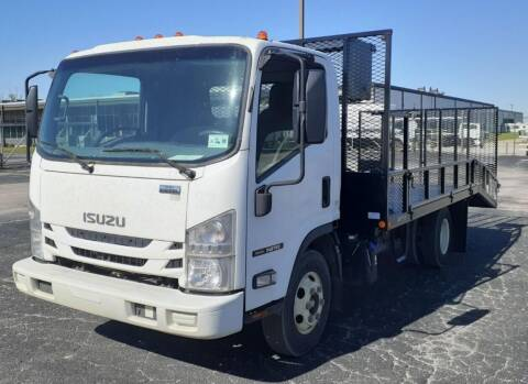 2016 Isuzu NPR for sale at Nationwide Box Truck Sales / Nationwide Autos in New Lenox IL