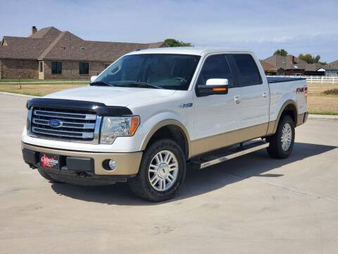 2014 Ford F-150 for sale at Chihuahua Auto Sales in Perryton TX