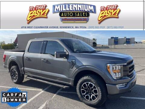 2021 Ford F-150 for sale at Millennium Auto Sales in Kennewick WA