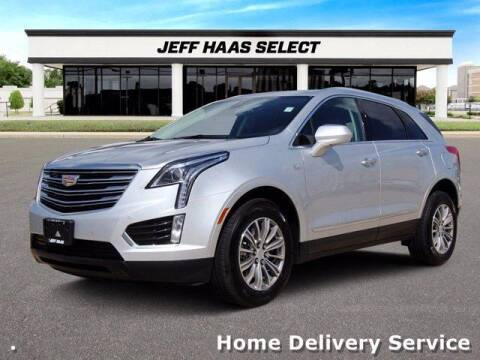 2019 Cadillac XT5 for sale at JEFF HAAS MAZDA in Houston TX
