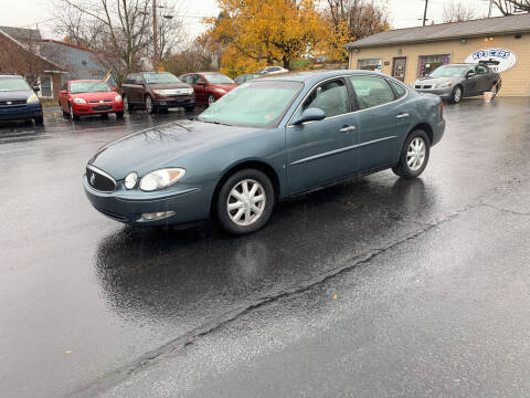 2006 Buick LaCrosse for sale at KP'S Cars in Staunton VA