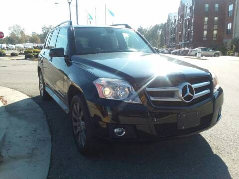 2010 Mercedes-Benz GLK for sale at RVA Automotive Group in North Chesterfield VA