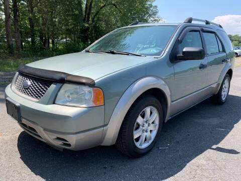 2006 Ford Freestyle for sale at Auto Land Inc - Autoland of Thornburg in Spotsylvania VA
