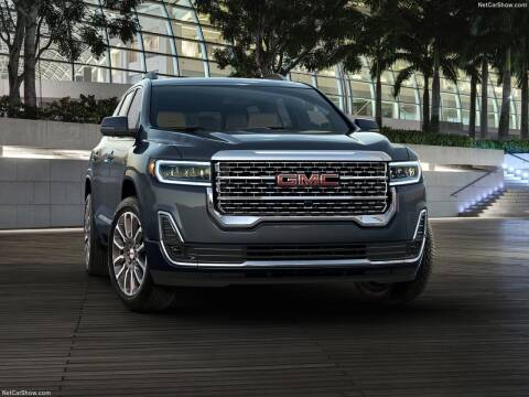 2021 GMC Acadia for sale at Xclusive Auto Leasing NYC in Staten Island NY