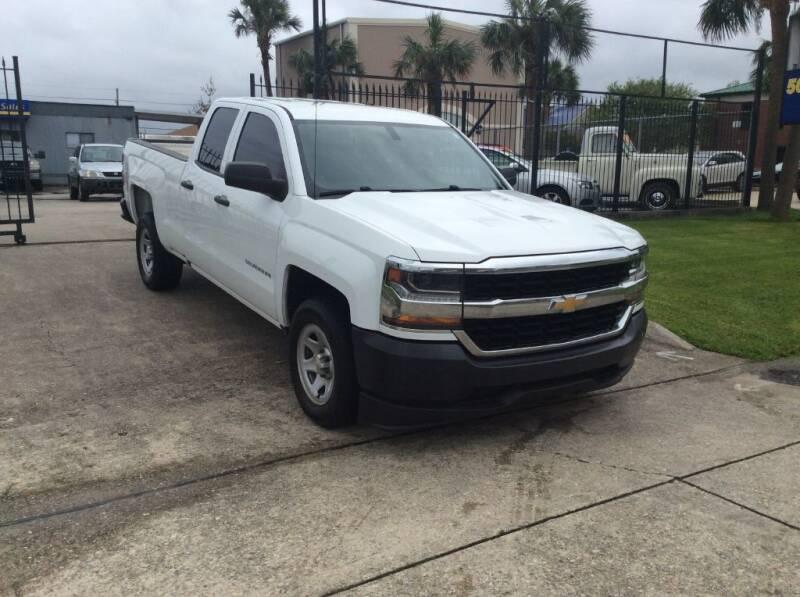 2017 Chevrolet Silverado 1500 for sale at Car City Autoplex in Metairie LA