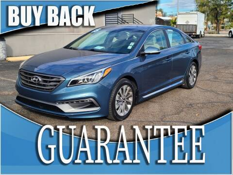 2015 Hyundai Sonata for sale at Reliable Auto Sales in Las Vegas NV