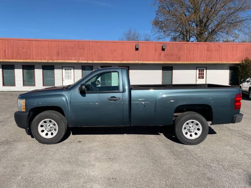 2008 Chevrolet Silverado 1500 2WD Work Truck 2dr Regular Cab 6.5 ft. SB - Murphysboro IL