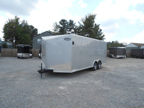 2022 Impact Tremor 8.5x20 for sale at Jerry Moody Auto Mart - Trailers in Jeffersontown KY