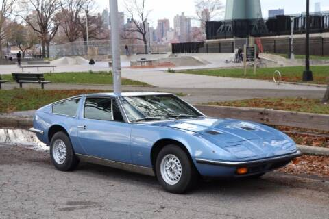 1971 Maserati Indy for sale at Gullwing Motor Cars Inc in Astoria NY