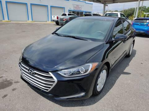 2017 Hyundai Elantra for sale at Max Auto Sales in Sanford FL