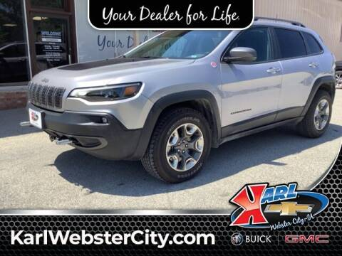 2019 Jeep Cherokee for sale at Karl Pre-Owned in Glidden IA