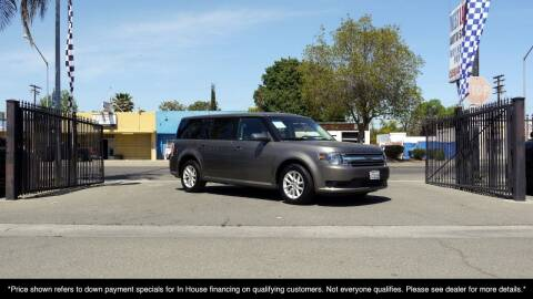2013 Ford Flex for sale at Westland Auto Sales in Fresno CA