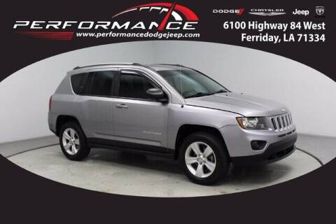2015 Jeep Compass for sale at Auto Group South - Performance Dodge Chrysler Jeep in Ferriday LA