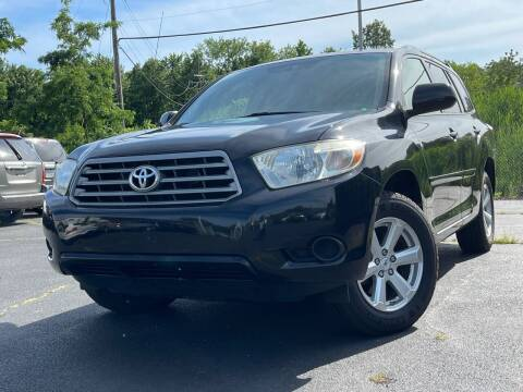 2008 Toyota Highlander for sale at MAGIC AUTO SALES in Little Ferry NJ