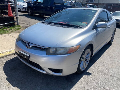2007 Honda Civic for sale at White River Auto Sales in New Rochelle NY