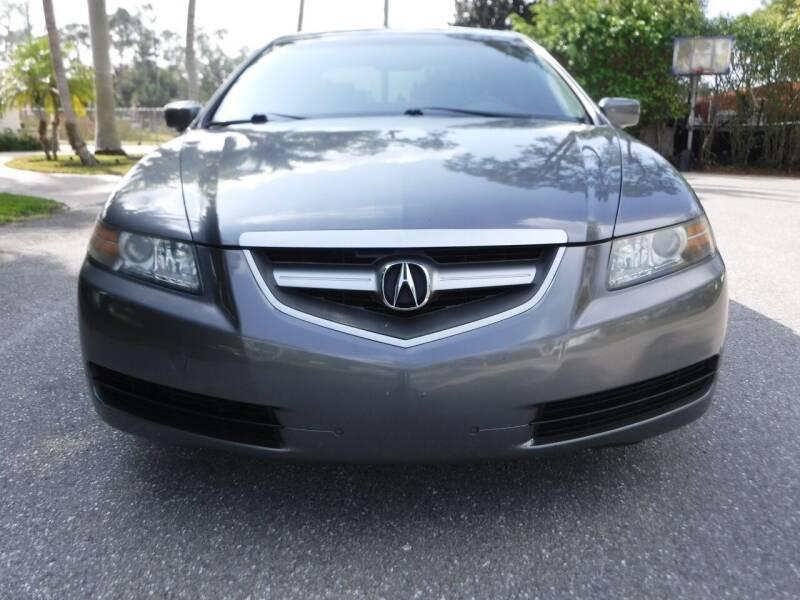 2006 Acura TL for sale at Seven Mile Motors, Inc. in Naples FL