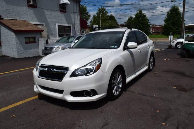 2014 Subaru Legacy for sale at L&J AUTO SALES in Birdsboro PA