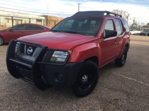 2008 Nissan Xterra for sale at TETCO AUTO SALES  / TETCO FUNDING in Dallas TX