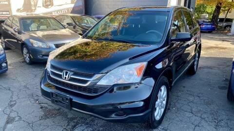 2011 Honda CR-V for sale at ELITE MOTORS in West Haven CT