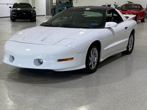 1995 Pontiac Firebird for sale at Hamilton Automotive in North Huntingdon PA