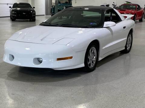 1995 Pontiac Firebird for sale at Hamilton Automotive in North Huntingdon PA