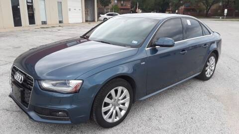 2016 Audi A4 for sale at RICKY'S AUTOPLEX in San Antonio TX