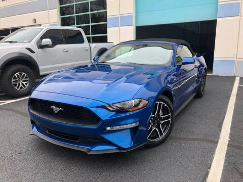 2018 Ford Mustang for sale at Best Auto Group in Chantilly VA