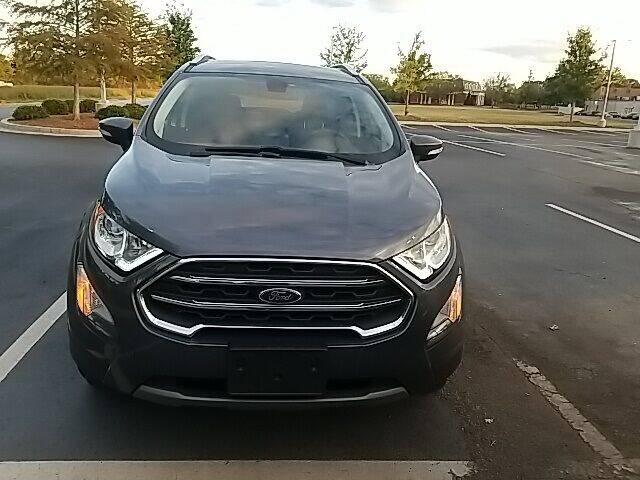 2018 Ford EcoSport for sale at Lou Sobh Kia in Cumming GA