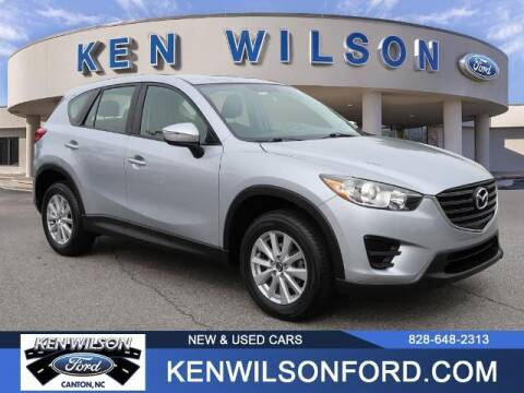 2016 Mazda CX-5 for sale at Ken Wilson Ford in Canton NC