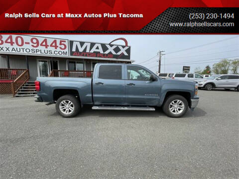 2014 Chevrolet Silverado 1500 for sale at Ralph Sells Cars at Maxx Autos Plus Tacoma in Tacoma WA