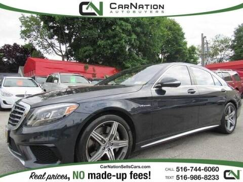 2015 Mercedes-Benz S-Class for sale at CarNation AUTOBUYERS Inc. in Rockville Centre NY