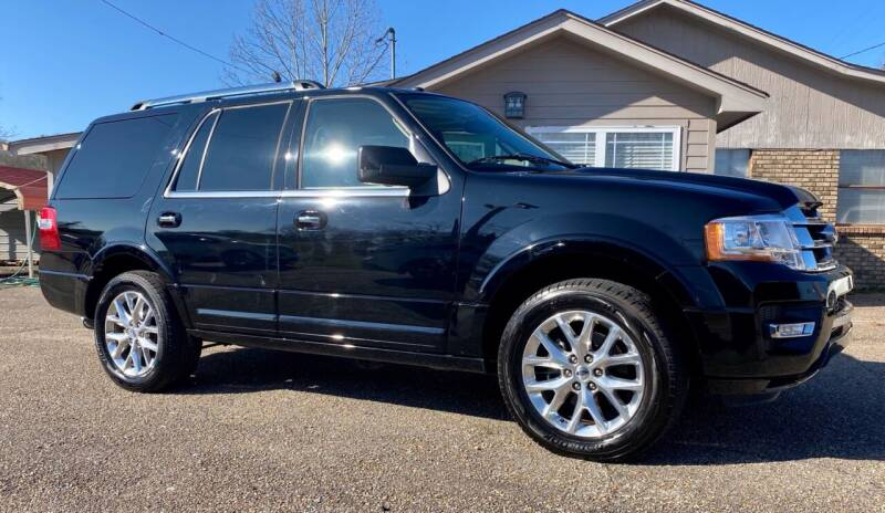 2017 Ford Expedition for sale at MAULDIN MOTORS LLC in Sumrall MS