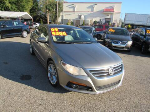 2009 Volkswagen CC for sale at Auto Bella Inc. in Clayton NC