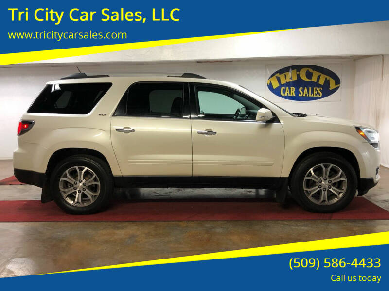 2013 GMC Acadia for sale at Tri City Car Sales, LLC in Kennewick WA
