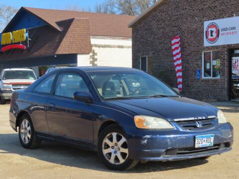 2003 Honda Civic for sale at Big Man Motors in Farmington MN