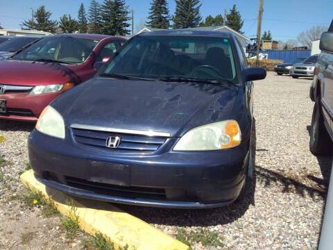 2001 Honda Civic for sale at DK Super Cars in Cheyenne WY