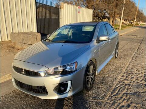 2017 Mitsubishi Lancer for sale at Dealers Choice Inc in Farmersville CA