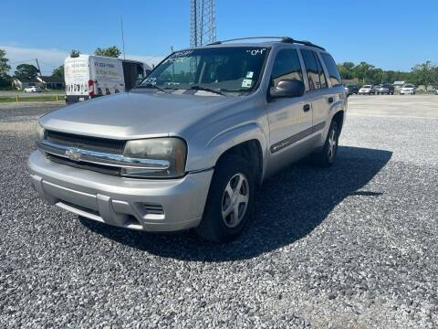 2004 Chevrolet TrailBlazer for sale at Bayou Motors Inc in Houma LA