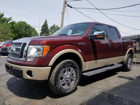 2010 Ford F-150 for sale at DALE'S AUTO INC in Mount Clemens MI