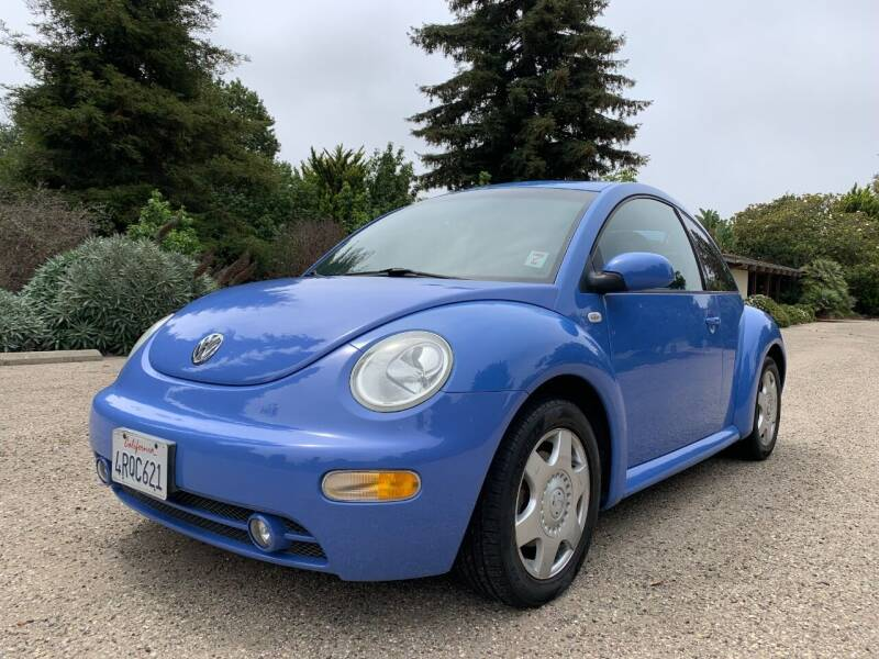 2001 Volkswagen New Beetle for sale at Santa Barbara Auto Connection in Goleta CA